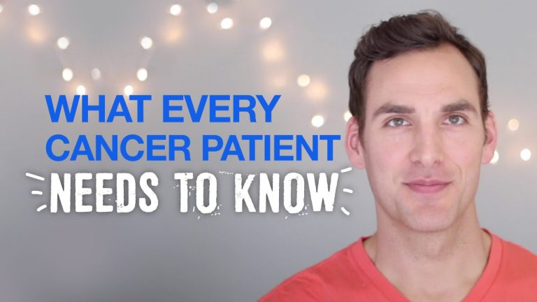 What Every Cancer Patient Needs to Know