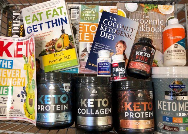 evidence against ketogenic diet