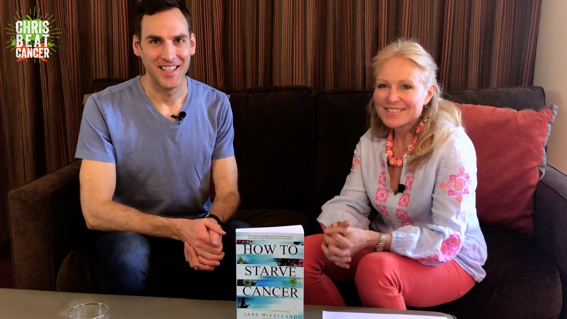 15-year Survivor Jane McLelland on How to Starve Cancer with