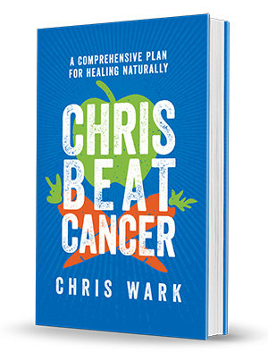 Chris Beat Cancer - the book